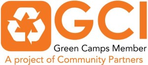 Green camps logo