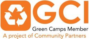 Green camps logo